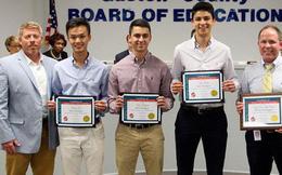 Nam sinh 17 tuổi gốc Việt nhận học bổng toàn phần danh giá tại Mỹ