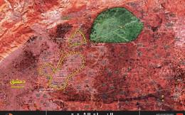 Nga-Syria đại thắng, nhóm thánh chiến tử thủ Đông Ghouta tung cờ trắng đầu hàng