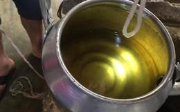 Phát hiện thêm 5 giếng có dầu ở Hà Tĩnh