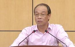 Chủ tịch Petrolimex Bùi Ngọc Bảo nghỉ hưu