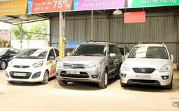 Nghịch lý thị trường ô tô: Giá giảm mạnh cũng chẳng có ai mua