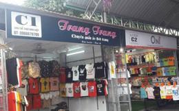 Tân Hùng Minh lấy đất dự án Khu dịch vụ thể dục thể thao làm kiot bán hàng