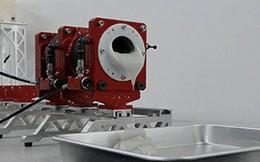 Đây là con robot biết nôn đầu tiên trên thế giới, và các nhà khoa học rất cần nó để nghiên cứu tên lửa
