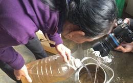 """Công an vào cuộc làm rõ vụ nhiều giếng nước biến thành """"giếng dầu"""" ở Hà Tĩnh"""