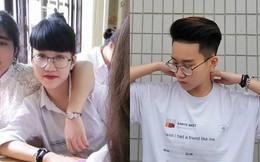 Cô gái trước và sau khi cắt tóc khiến dân mạng không khỏi ngỡ ngàng