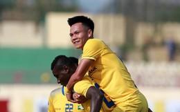 """""""Trò cưng"""" của Hữu Thắng lập công, SLNA vững ngôi đầu ở AFC Cup"""