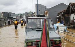 Thành phố chìm xuống biển nhanh nhất thế giới, mỗi năm lún thêm 25cm