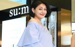 Từ Hy Viên tuyên bố mang thai lần ba ở tuổi 41