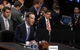 Giải mã thông điệp đằng sau bộ vest của ông chủ Facebook trong phiên điều trần dài 5 giờ đồng hồ