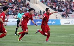 Tuyển Việt Nam tăng 10 hạng, tiến gần top 100 FIFA