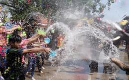 24h qua ảnh: Người dân Thái Lan tưng bừng chào đón lễ hội té nước