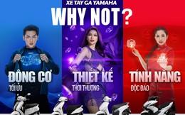 """Dàn sao Việt đình đám góp mặt trong chiến dịch """"khủng"""" của Yamaha"""