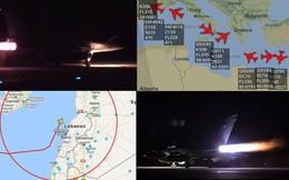 Toàn cảnh bày binh bố trận của liên quân Mỹ- Anh-Pháp trong cuộc tấn công Syria ngày 14/4