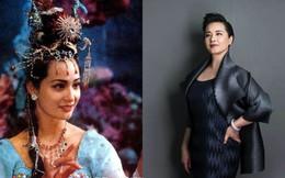 Sau 30 năm, nữ yêu tinh đẹp nhất Tây Du Ký 1986 trở thành bà trùm giàu có