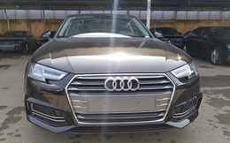 Audi Việt Nam triệu hồi xe A4 và A5 Sportback vì lỗi nội thất nhỏ