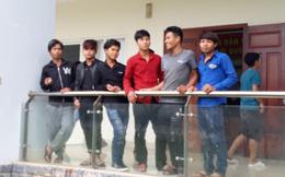 Đột kích hầm vàng thổ phỉ ở Quảng Nam, giải cứu 11 lao động khổ sai