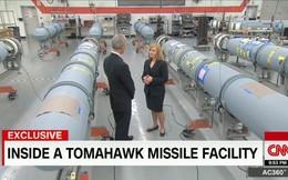 Video: Nơi sản xuất tên lửa Tomahawk Mỹ dùng tấn công Syria
