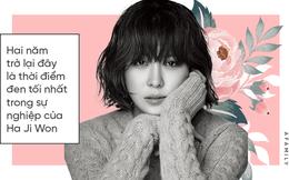 Ha Ji Won: Phụ nữ mạnh mẽ đến mấy cũng cần một bờ vai để bớt chênh vênh