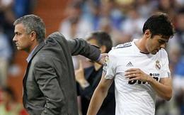 """Kaka: """"Tôi không thể làm việc cùng với Mourinho"""""""