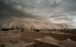 24h qua ảnh: Bão cát như ngày tận thế tấn công Iran