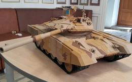 Quà lưu niệm với mức giá không tưởng đến từ nhà sản xuất xe tăng T-90