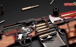 Đọ sức AK-47 và M.16