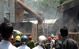 Cháy lớn tại xưởng gỗ 5.500m2 ở Đà Nẵng, nhiều người tá hỏa bỏ chạy