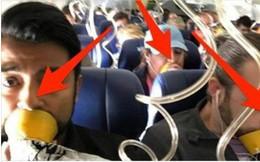 Hầu hết mọi người trong chuyến bay Boeing 373 gặp tai nạn đều... đeo mặt nạ sai!