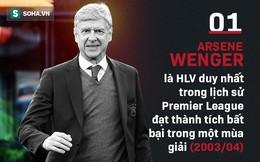 Kỳ tích có một không hai giúp Arsenal ngẩng cao đầu khi nhắc đến HLV Wenger