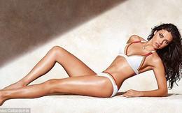 Adriana Lima khoe chân dài tuyệt mỹ khiến người hâm mộ ngất ngây