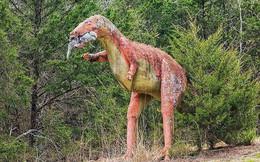 Ám ảnh công viên khủng long bị bỏ hoang ở Mỹ