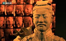 """Bí mật lăng mộ Tần Thủy Hoàng: """"Vỏ bọc"""" tuyệt đẹp bất ngờ co lại, nát vụn trong phút chốc"""