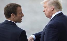 """Nín thở chờ Pháp """"giải cứu"""" sức ép hạt nhân Iran giữa Washington"""