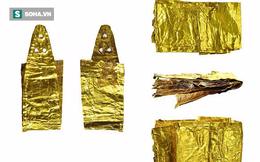 Phát hiện món đồ bằng vàng cổ nhất nước Anh ở nơi không ngờ tới