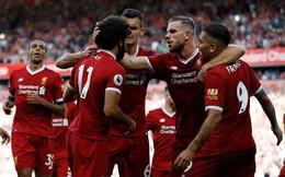 Salah là người cũ của Roma thì có gì đáng nói