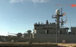 Việt Nam hoàn thành sửa chữa, nâng cấp tàu hộ vệ săn ngầm Pohang
