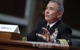Đô đốc Harry Harris sẽ được đề cử Đại sứ mới tại Hàn Quốc