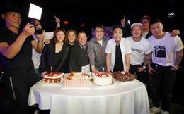 Bị đồn cưỡng bức Lam Khiết Anh, Tăng Chí Vỹ vẫn được hàng trăm ngôi sao đến mừng sinh nhật