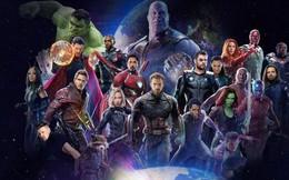"""""""5 phút ôn bài"""" lịch sử vũ trụ điện ảnh Marvel trước khi đi xem """"Infinity War"""" chỉ bằng một bức hình"""