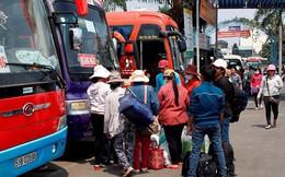 Giá vé xe tăng từ 20%-40%