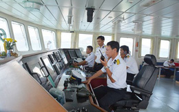 Tàu Hải quân Việt Nam lên đường tham gia Diễn tập KOMODO 2018