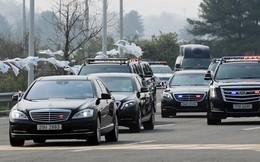 Khám phá bộ đôi Mercedes-Benz bọc thép của lãnh đạo Triều Tiên và tổng thống Hàn Quốc