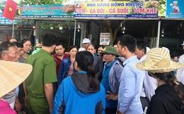 Chủ tịch Quảng Bình chỉ đạo kiểm tra nhà hàng trông xe máy giá 50.000 đồng ở Phong Nha