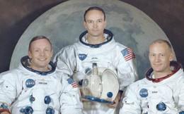Bức điếu văn chưa bao giờ được tiết lộ trong câu chuyện tàu Apollo 11 huyền thoại hạ cánh xuống mặt trăng