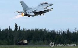 Hàn Quốc chặn máy bay Trung Quốc xâm phạm vùng nhận dạng phòng không
