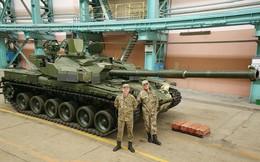 """Lục quân Thái Lan như """"Hổ mọc thêm cánh"""" khi nhận thêm xe tăng T-84 Oplot-T"""