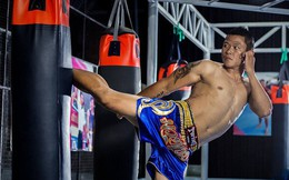 """""""Vua Kickboxing Việt Nam"""" trải lòng chuyện từng đấm ngất xỉu nhiều kẻ thách đấu"""