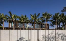 """Biệt thự đẹp như trong tranh tại """"khu nhà giàu Thảo Điền"""" được lên báo Mỹ"""