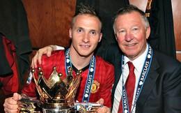 Cầu thủ tạo nên lệnh cấm kinh điển tại Man United bị cấm ra sân vì... phát phì