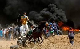 7 ngày qua ảnh: Khói đen mù trời trong cuộc đụng độ đỏ lửa ở dải Gaza